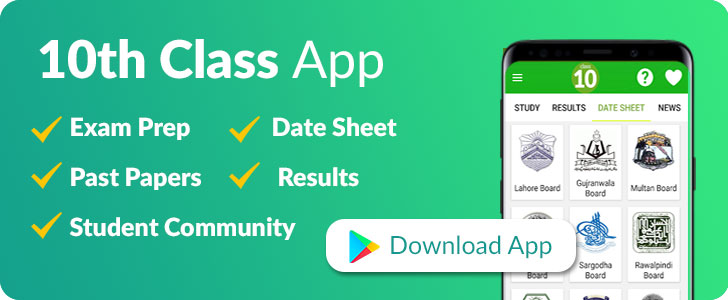 App for 10th Class Students
