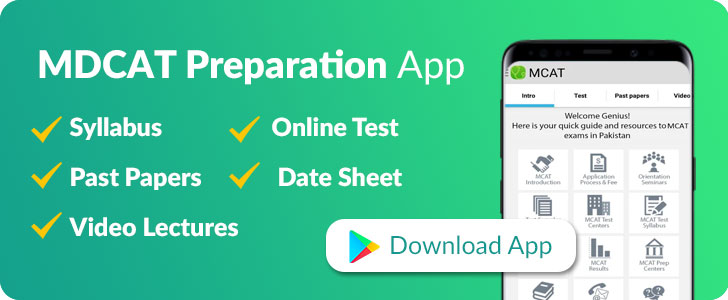 mdcat test preparation