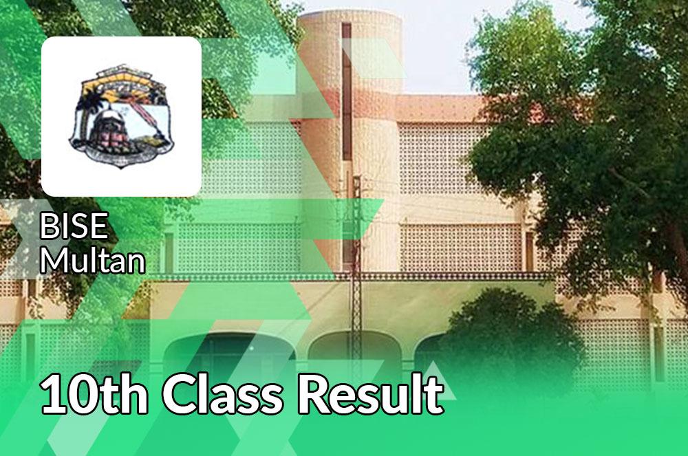 bise multan board 10th class result 2021