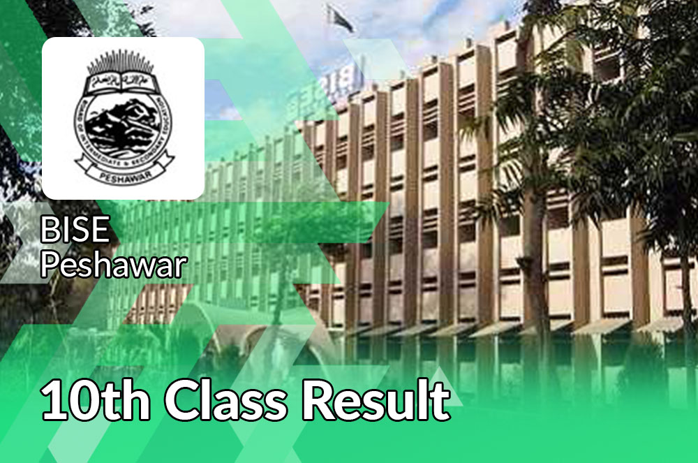 bise Peshawar board 10th class result 2021