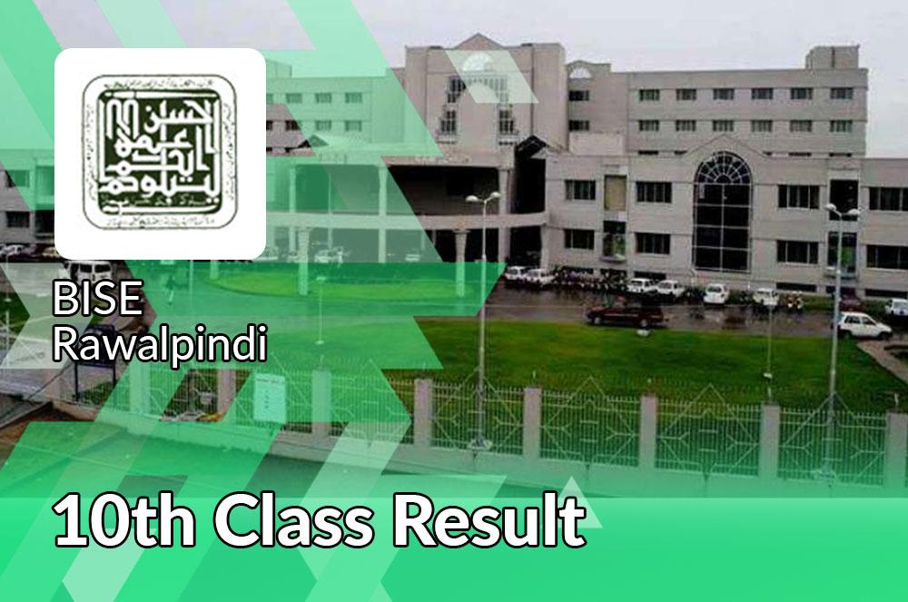 bise rawalpindi board 10th class result 2021