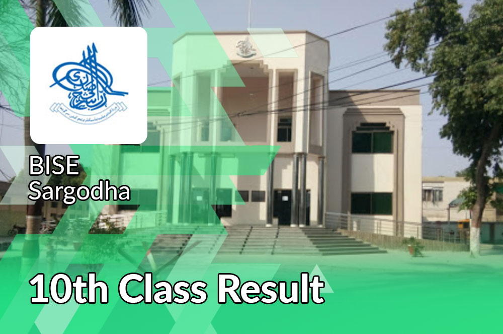 10th class result 2021 bise Sargodha board