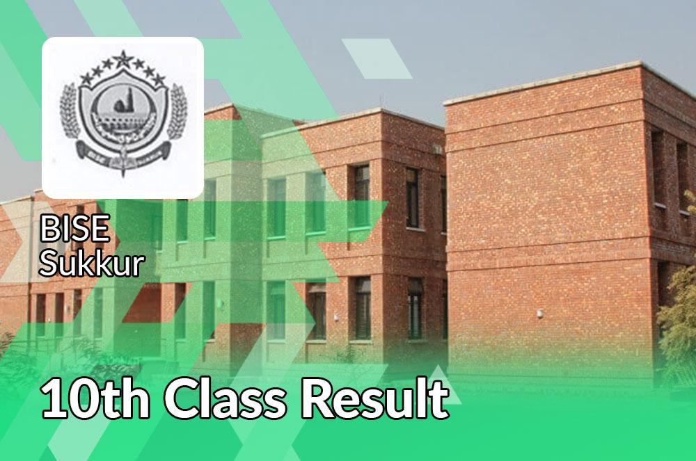 Sukkur board 10th class result 2021