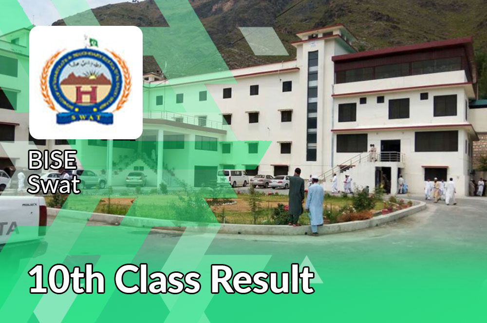 10th class final result 2021 swat board