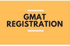 GMAT registration 2021
