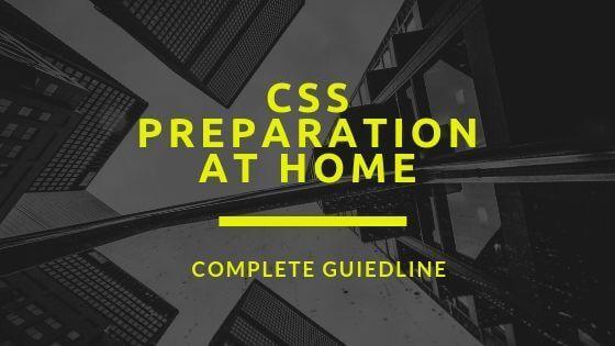 css preparation 2020