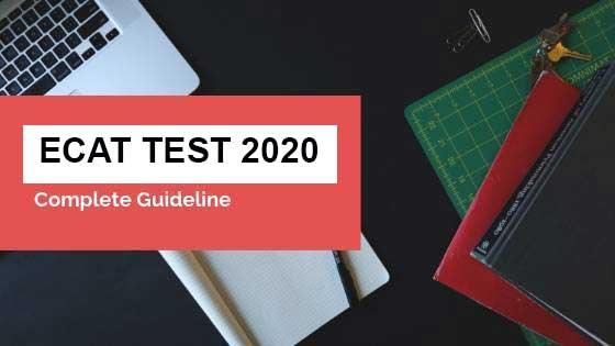 Ecat test complete guidelines 2020