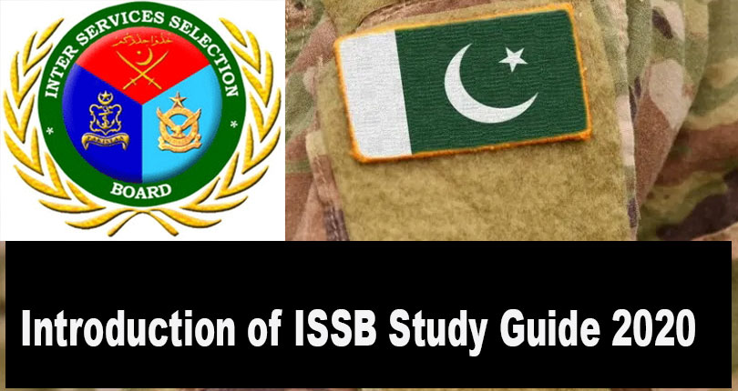 ISSB Study Guide Introduction 2020